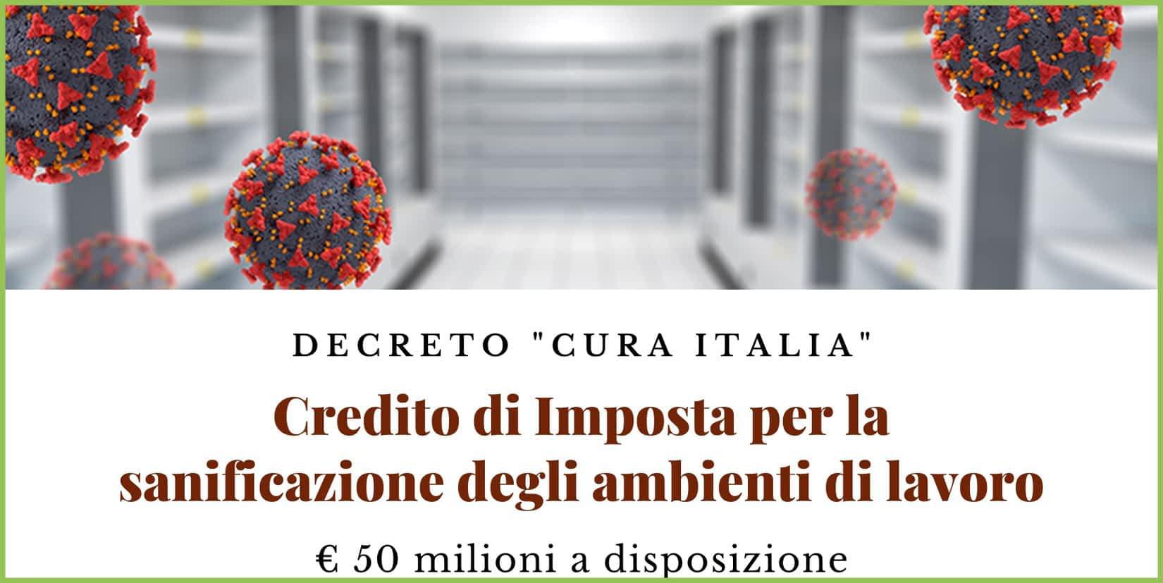 "Decreto ""Cura Italia"""